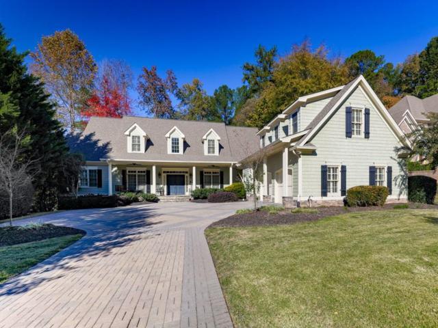 731 E Shore Drive, Canton, GA 30114 (MLS #6096396) :: RE/MAX Paramount Properties