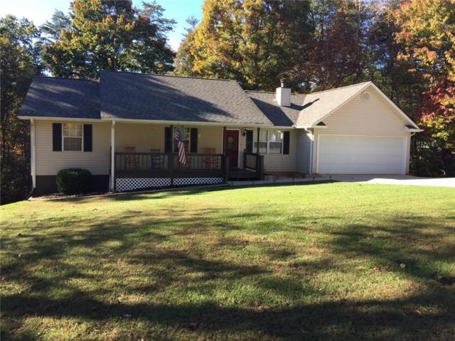 56 Choctaw Ridge S, Dahlonega, GA 30533 (MLS #6096411) :: North Atlanta Home Team