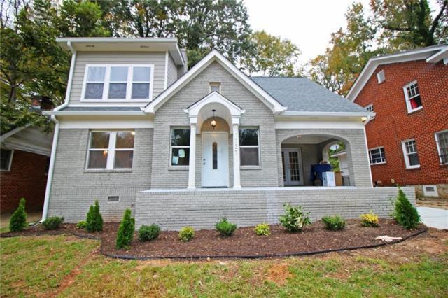 1727 South Gordon, Atlanta, GA 30310 (MLS #6096412) :: RE/MAX Paramount Properties