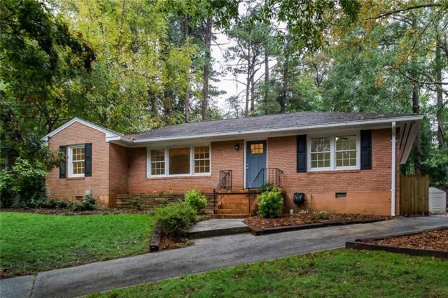 1245 Briar Hills Drive NE, Atlanta, GA 30306 (MLS #6096423) :: Good Living Real Estate