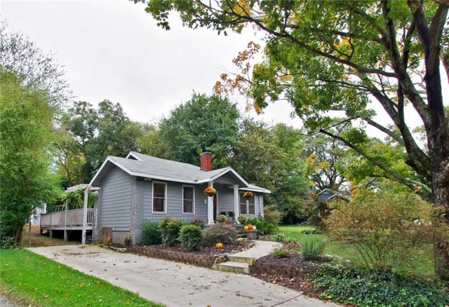 923 Hall Place NW, Atlanta, GA 30318 (MLS #6096444) :: Iconic Living Real Estate Professionals