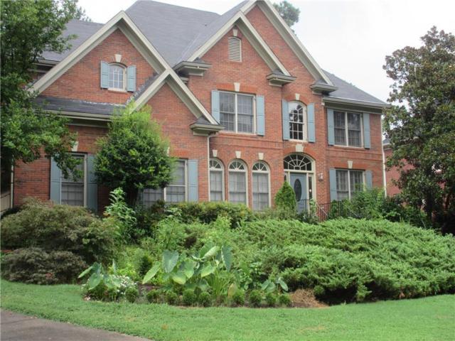155 Silk Leaf Drive, Johns Creek, GA 30097 (MLS #6096450) :: Kennesaw Life Real Estate