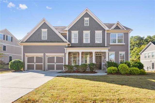 440 Rockford Pass SW, Marietta, GA 30064 (MLS #6096474) :: RE/MAX Paramount Properties