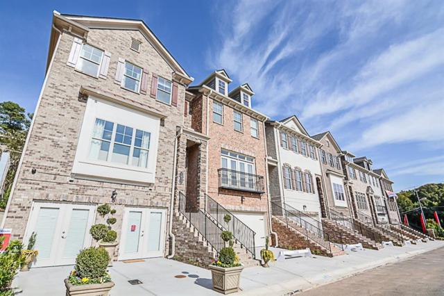 1341 Harris Way #23, Brookhaven, GA 30319 (MLS #6096521) :: North Atlanta Home Team
