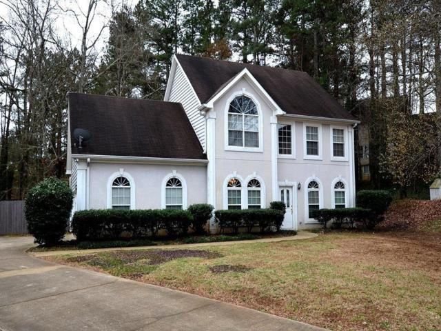 2312 Mahogany Glen Place, Lawrenceville, GA 30043 (MLS #6096569) :: The Hinsons - Mike Hinson & Harriet Hinson