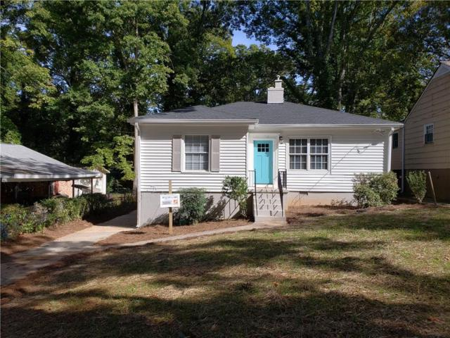 1416 Westmont Road SW, Atlanta, GA 30311 (MLS #6096580) :: RE/MAX Paramount Properties