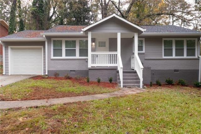 2617 Ivydale Drive SW, Atlanta, GA 30311 (MLS #6096650) :: RCM Brokers