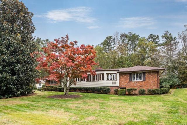 1437 Meadowcreek Lane, Dunwoody, GA 30338 (MLS #6096789) :: RE/MAX Paramount Properties
