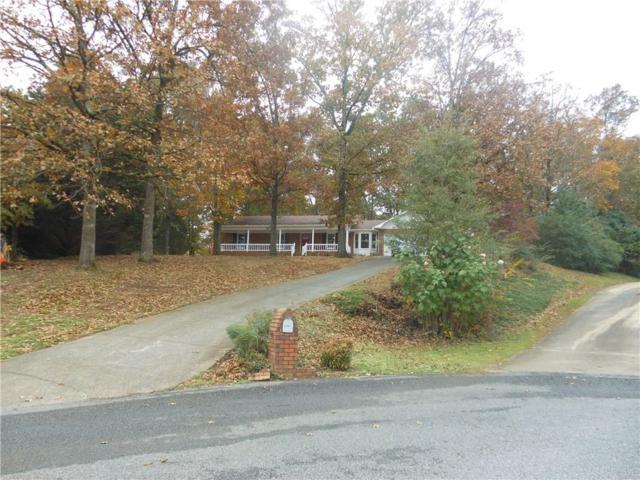110 Woodhaven Drive, Cartersville, GA 30120 (MLS #6096833) :: North Atlanta Home Team