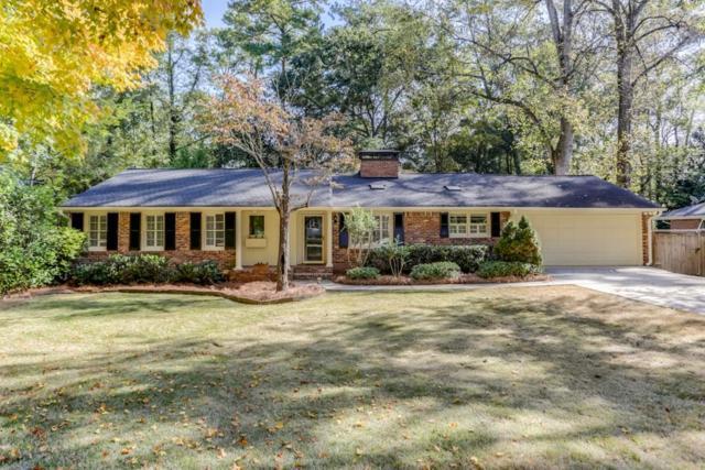 4545 Jolyn Place, Sandy Springs, GA 30342 (MLS #6096890) :: Kennesaw Life Real Estate