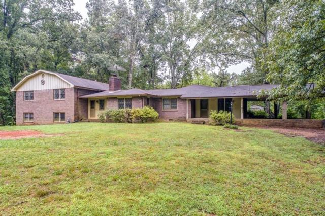 6497 Reinhardt College Parkway, Waleska, GA 30183 (MLS #6096944) :: North Atlanta Home Team