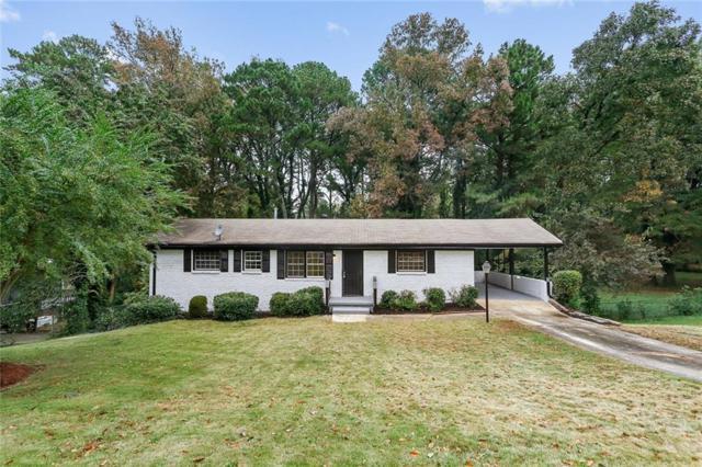3643 Hillsborough Lane Lane, Decatur, GA 30032 (MLS #6097139) :: Rock River Realty