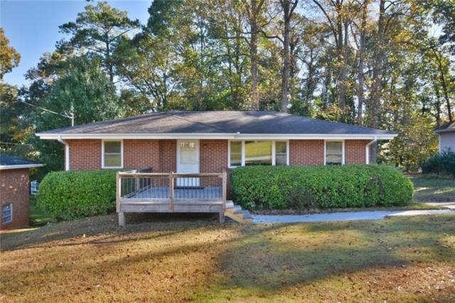 3685 Alpine Drive, Smyrna, GA 30082 (MLS #6097286) :: North Atlanta Home Team