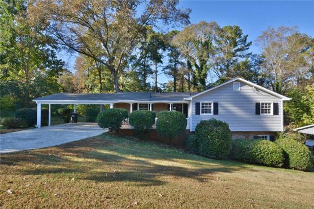 3201 Glendale Drive, Marietta, GA 30066 (MLS #6097336) :: North Atlanta Home Team