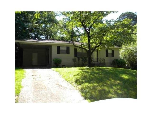 2628 Barge Road, Atlanta, GA 30331 (MLS #6097342) :: RE/MAX Paramount Properties