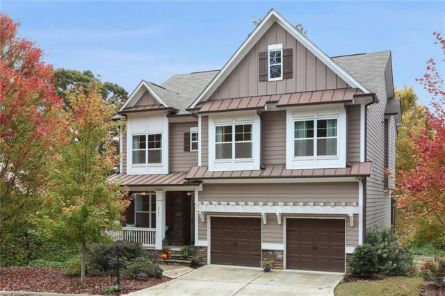 2741 Prado Lane, Marietta, GA 30066 (MLS #6097424) :: The Hinsons - Mike Hinson & Harriet Hinson
