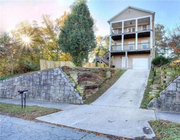 1982 Tiger Flowers Drive NW, Atlanta, GA 30314 (MLS #6097450) :: Iconic Living Real Estate Professionals