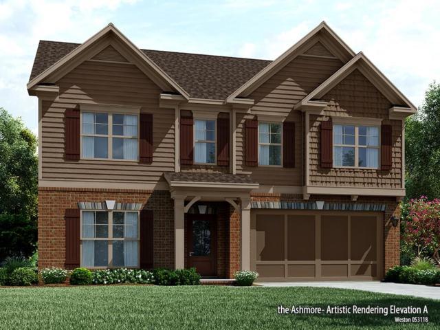 1887 Weston Lane, Tucker, GA 30084 (MLS #6097474) :: Rock River Realty