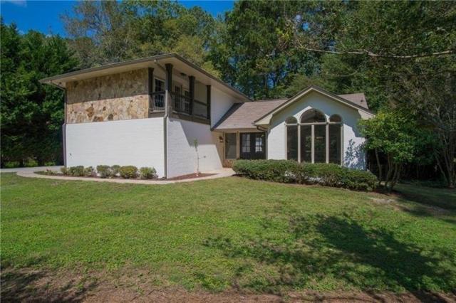 2711 Burtz Drive, Marietta, GA 30068 (MLS #6097490) :: RE/MAX Paramount Properties