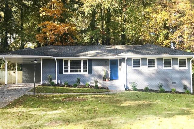 2140 Medfield Trail NE, Atlanta, GA 30345 (MLS #6097508) :: Iconic Living Real Estate Professionals