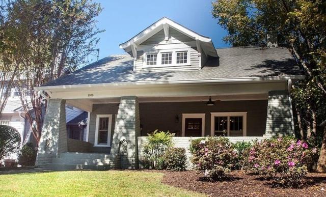 1016 Highland View NE, Atlanta, GA 30306 (MLS #6097542) :: RE/MAX Paramount Properties