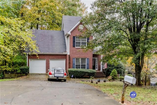 2519 Zachary Woods Drive NW, Marietta, GA 30064 (MLS #6097585) :: North Atlanta Home Team