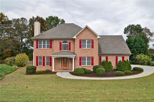 329 Saddle Wood Drive, Canton, GA 30114 (MLS #6097686) :: RE/MAX Paramount Properties