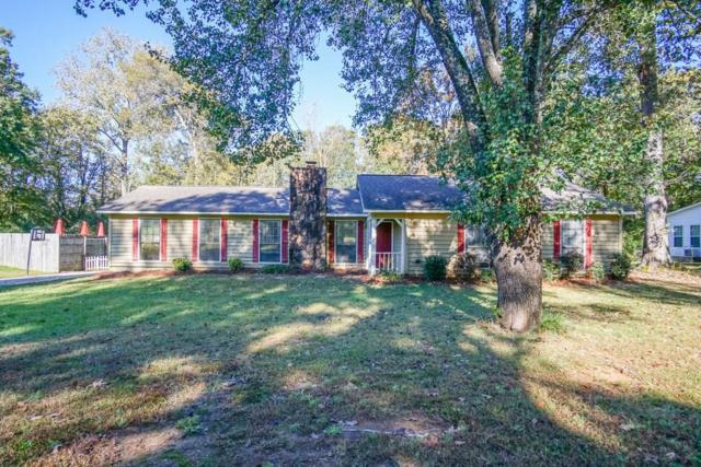 14 Woodvalley Terrace NW, Rome, GA 30165 (MLS #6097709) :: North Atlanta Home Team