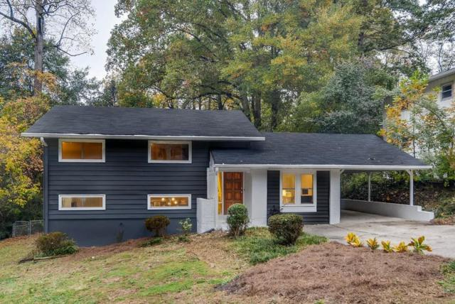 1699 Mohawk Place SE, Smyrna, GA 30080 (MLS #6097720) :: RE/MAX Paramount Properties