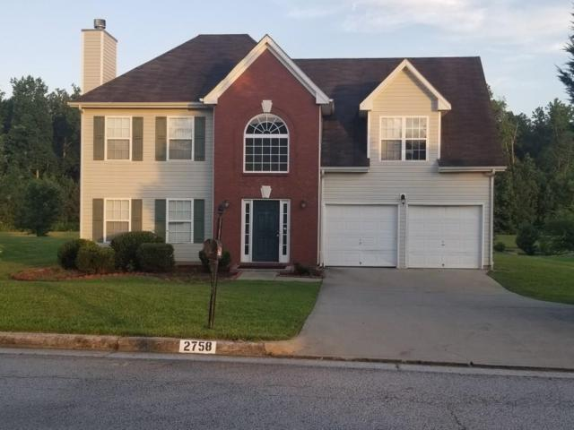 2758 Lakewater Way, Snellville, GA 30039 (MLS #6097820) :: North Atlanta Home Team
