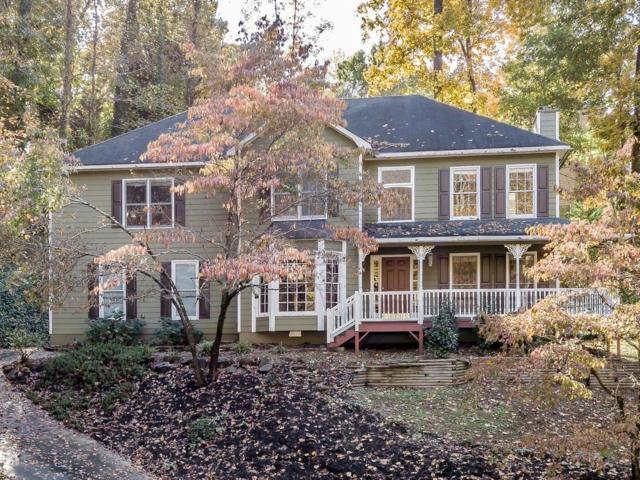 101 Zachary Woods Court NW, Marietta, GA 30064 (MLS #6097861) :: North Atlanta Home Team
