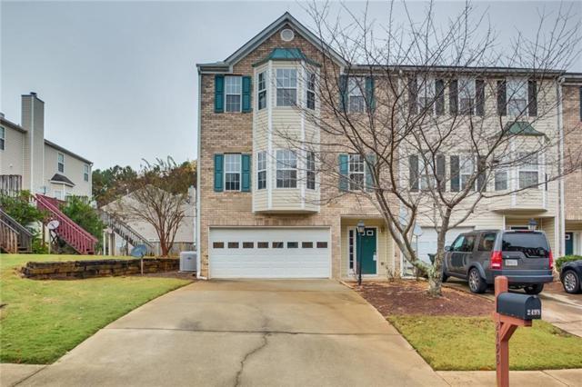 2498 Stonegate Drive NW, Acworth, GA 30101 (MLS #6097881) :: RE/MAX Paramount Properties