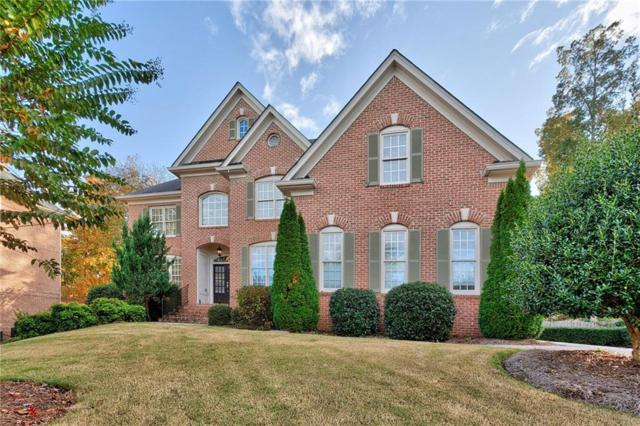 1037 Shady Spring Way, Lawrenceville, GA 30045 (MLS #6097909) :: The Russell Group