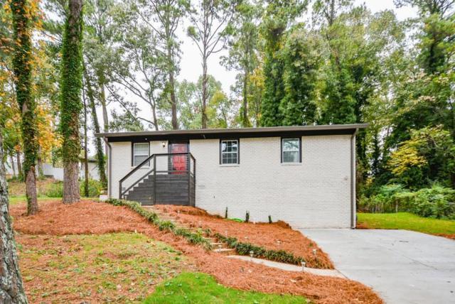 2482 Bouldercliff Way, Atlanta, GA 30316 (MLS #6097923) :: Iconic Living Real Estate Professionals