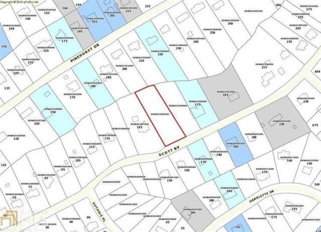 0 Scott Boulevard, Stockbridge, GA 30281 (MLS #6097982) :: RE/MAX Paramount Properties