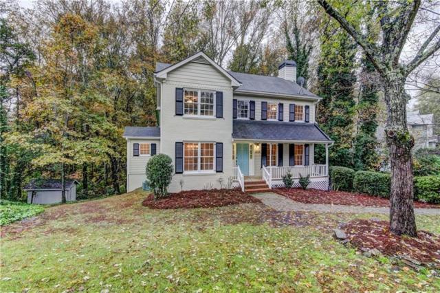 4505 Pine Hill Terrace NE, Marietta, GA 30066 (MLS #6098056) :: Charlie Ballard Real Estate