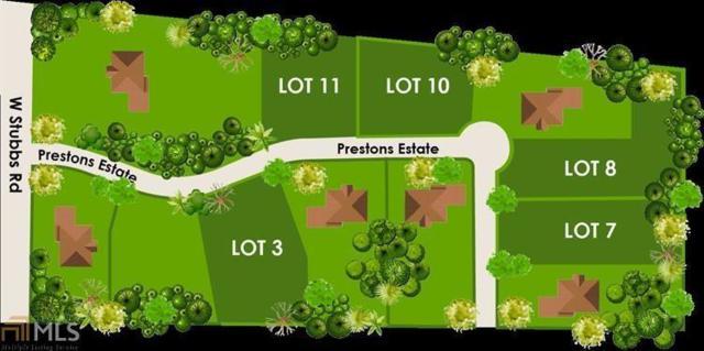 6970 Preston Estate Lot #7, Atlanta, GA 30349 (MLS #6098080) :: Iconic Living Real Estate Professionals