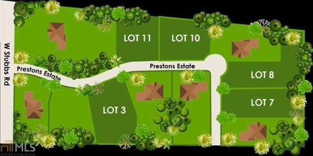 6930 Preston Estate Lot #11, Atlanta, GA 30349 (MLS #6098088) :: Iconic Living Real Estate Professionals