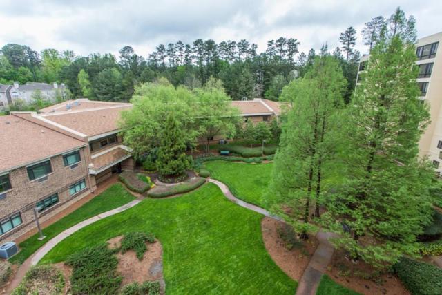 1800 Clairmont Lake #505, Decatur, GA 30033 (MLS #6098095) :: North Atlanta Home Team