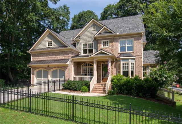 1151 Mclinden Avenue SE, Smyrna, GA 30080 (MLS #6098127) :: North Atlanta Home Team