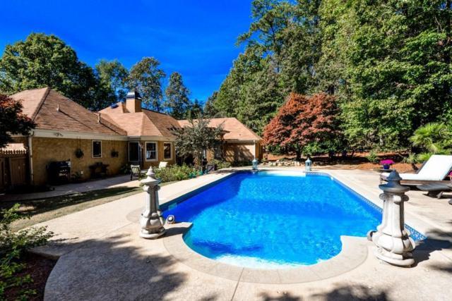 550 Saddle Crest Drive, Roswell, GA 30075 (MLS #6098212) :: North Atlanta Home Team