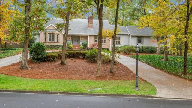 75 Dunhill Court, Sandy Springs, GA 30328 (MLS #6098214) :: RE/MAX Paramount Properties