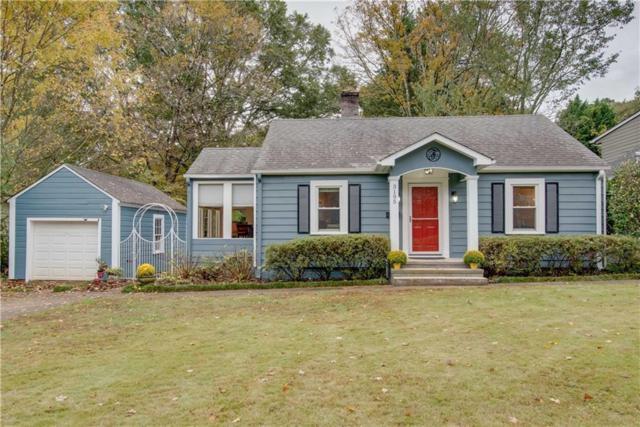 3195 Kensington Road, Avondale Estates, GA 30002 (MLS #6098249) :: Kennesaw Life Real Estate