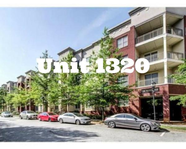 870 Mayson Turner Road NW #1320, Atlanta, GA 30314 (MLS #6098263) :: Ashton Taylor Realty