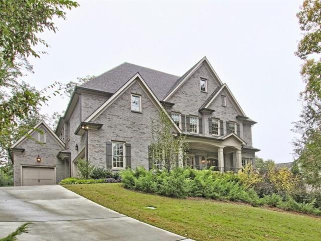 4785 Kitty Hawk Drive, Atlanta, GA 30342 (MLS #6098276) :: The Russell Group