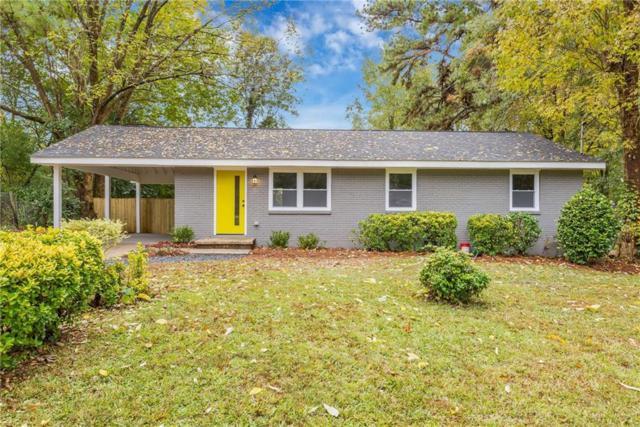 1646 Hollyhock Terrace, Decatur, GA 30032 (MLS #6098289) :: The Zac Team @ RE/MAX Metro Atlanta