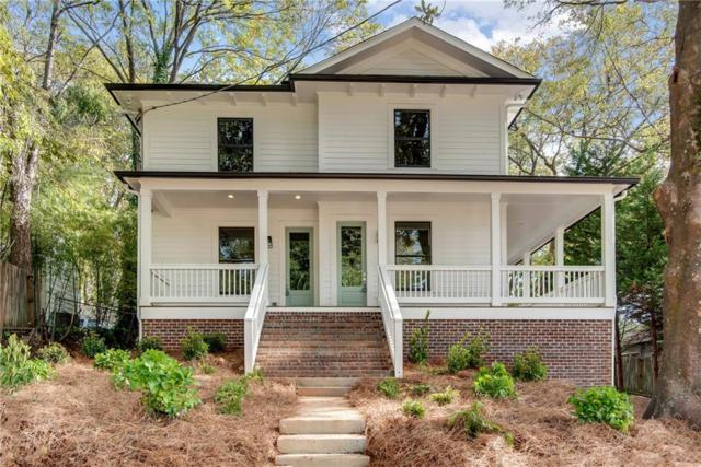 910-A Park Avenue SE, Atlanta, GA 30315 (MLS #6098404) :: The Zac Team @ RE/MAX Metro Atlanta