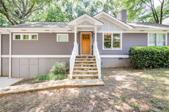 192 Sisson Avenue NE, Atlanta, GA 30317 (MLS #6098512) :: Kennesaw Life Real Estate