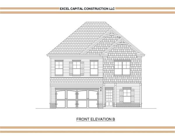 5470 Hilltop Pass, Fairburn, GA 30213 (MLS #6098528) :: Iconic Living Real Estate Professionals