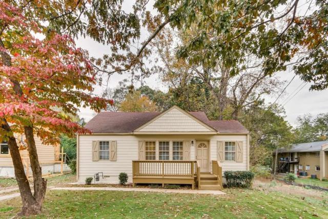 1473 Mercer Avenue, Atlanta, GA 30337 (MLS #6098600) :: Rock River Realty
